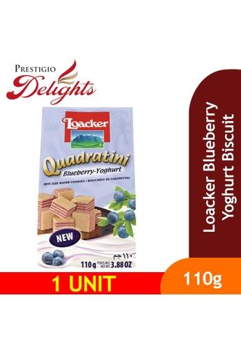 Prestigio Delights Loacker Blueberry Yoghurt Biscuit 110g C775DES9E7CD5DGS_1