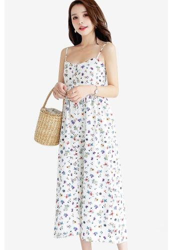 Shop Shopsfashion Floral Printed Maxi Dress Online on ZALORA Philippines 09c0dc00b