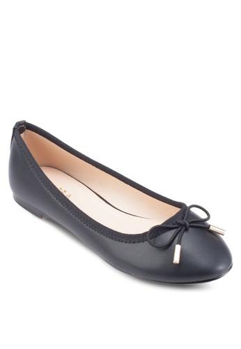 基本款蝴蝶結平底鞋、 女鞋、 芭蕾平底鞋ZALORA基本款蝴蝶結平底鞋最新折價