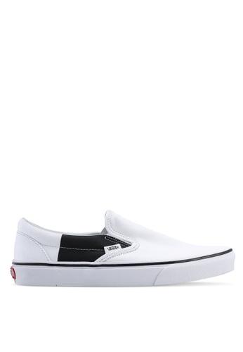 3a54b46781 Buy VANS Mega Checker Slip-On Sneakers Online on ZALORA Singapore