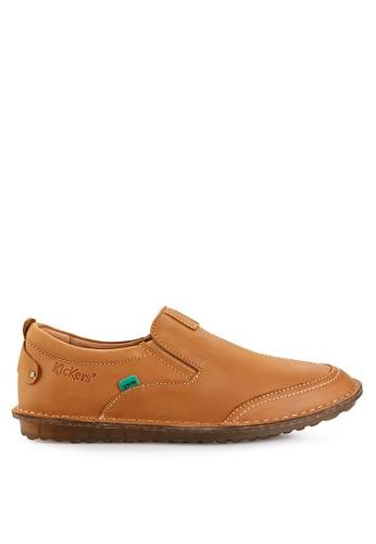 Kickers brown Kcm 2118 KI071SH0UIANID_1