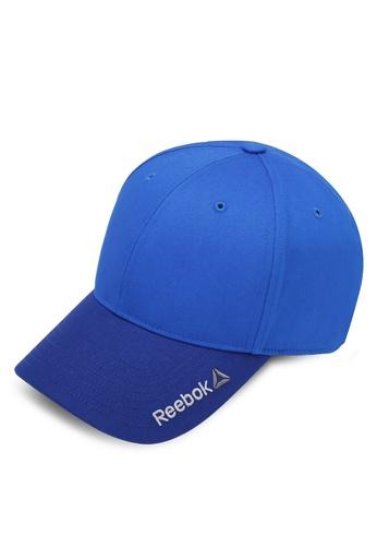 Reebok blue Sport Essentials Men's Logo Cap RE691AC0RTJHMY_1
