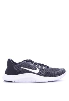Nike black Women's Nike Flex RN 2018 Running Shoes 0F460SH160ADA5GS_1