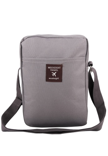 90fe781ce8af Shop Travel Manila Mateo Men s Office Travel Multi pocket Smart Messenger  Bag Online on ZALORA Philippines