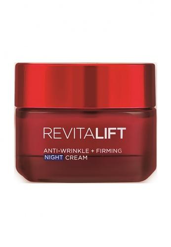 L'Oréal Paris L'Oréal Paris Revitalift Dermalift Anti-Aging Night Cream 50ml ECADEBE0DBA850GS_1