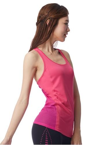 靜.寧美形3D 固定esprit 童裝胸墊背心, 運動, 背心