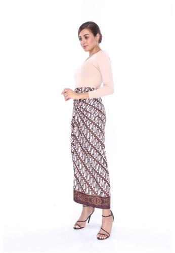Amar Amran brown Instant Pario Batik Parang DD3F7AAAD8BA09GS_1