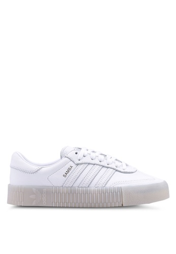 Online Shop Sambarose Shoes On Adidas Originals Zalora xwrFIqrP0g