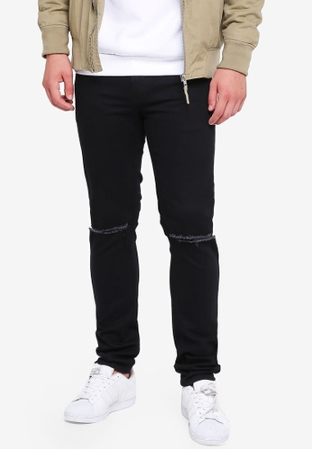 Dr Denim black Clark 36688AA6B076BEGS_1