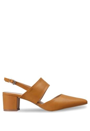 CLAYMORE brown Sepatu Claymore MZ - 1736 Tan BD809SH8DD83C7GS_1