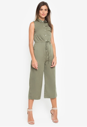 a09011023757 Shop Pois SAFARI JUMPSUIT Online on ZALORA Philippines