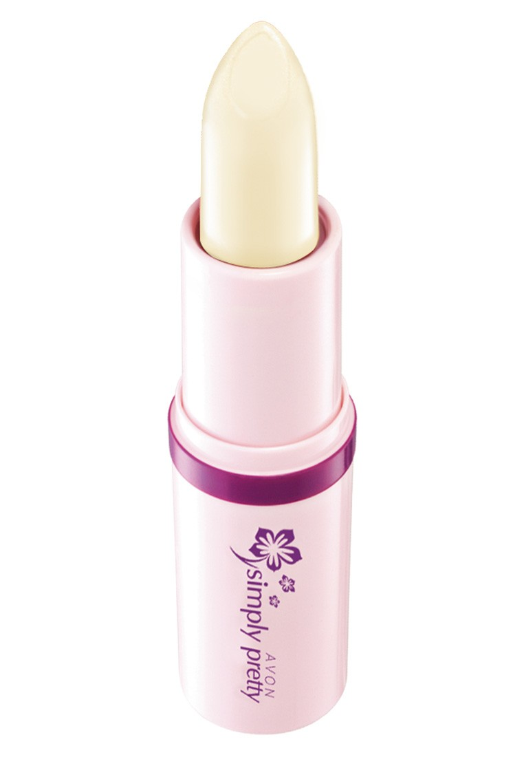 Avon Color Magic Lipstick in Snow Pink