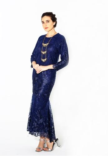 Adam.R blue Belle Dress 70120AA3228FCFGS_1