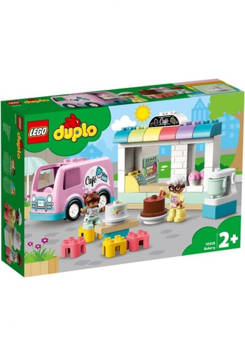 LEGO multi LEGO DUPLO Town 10928 Bakery (46 Pieces) D87F3THD63300FGS_1