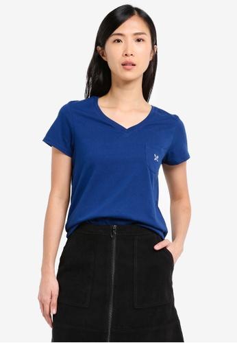 REGATTA blue Single Jersey Tee RE699AA0SN25MY_1