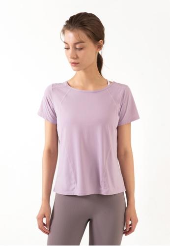 HAPPY FRIDAYS Women's Yoga Short Sleeve Tees DSG58 C67D4AA1F8A1DAGS_1