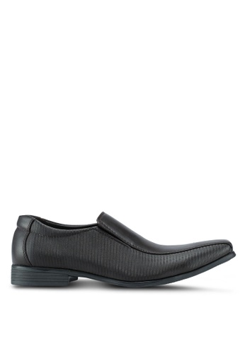 Bata brown Slip On Dress Shoes 6F687SH1B69679GS_1