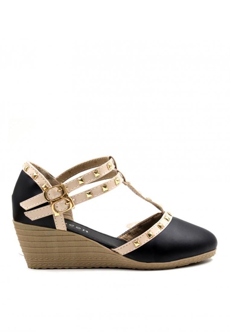 Sica Wedge Sandals