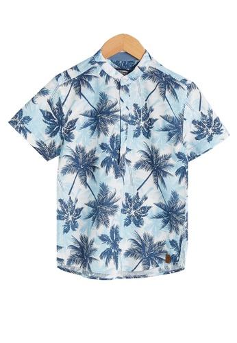LC Waikiki white Poplin Boy's Shirt 1F949KA6CE2829GS_1