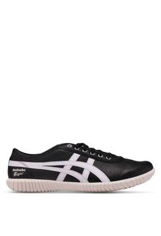 7667f7e066c474 Onitsuka Tiger black Tsunahiki Shoes 23A91SHFE5C4CCGS 1