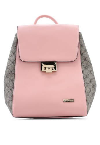PLAYBOY BUNNY pink Ladies Backpack 3CD86AC9B3EEB9GS_1
