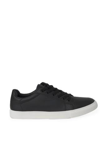 Minarno black Black Austin Low Top Sneakers MI641SH0VB32ID_1