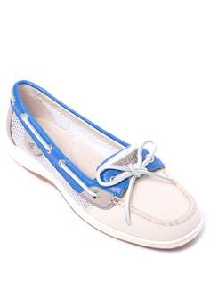 Angelfish Mesh Boat Shoes