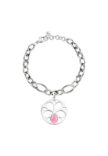 Morellato silver Morellato Fiore Rose Cat Eye Bracelet SATE09 1FDF3AC43E0A0DGS_1