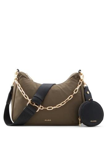 ALDO green Onardoniel Shoulder Bag 3B160AC7931A23GS_1