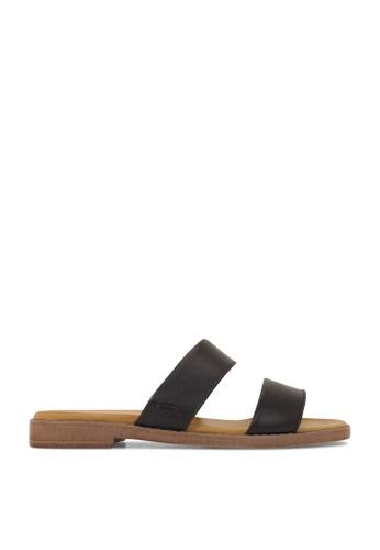 ROC Boots Australia black Laguna Black Sandal RO289SH39BQESG_1