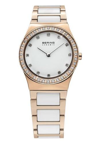Bering gold Ceramic 32430-761 White 30 mm Women's Watch 2918CAC2F478F8GS_1