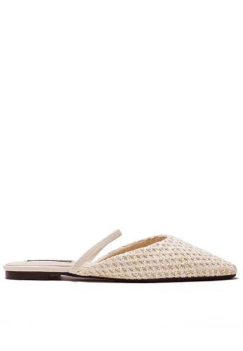 Twenty Eight Shoes Kandy Woven Mules 230-2 54B4DSHB230B4CGS_1