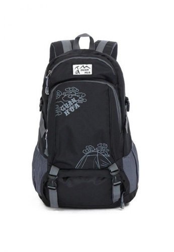 Stylebox black GUANHUA JX-1020  Unisex Waterproof  Sport Multi Purpose Backpack 76902AC5370672GS_1