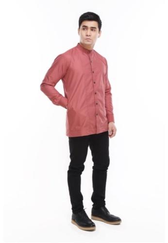 Amar Amran pink Kurta Raihan 4161DAA7ACB320GS_1