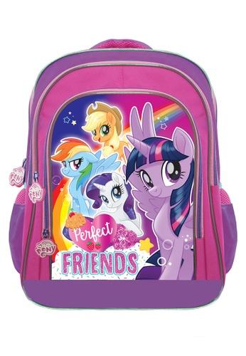 My Little Pony purple My Little Pony Purple Primary School Bag B0516KC5DECAD1GS_1