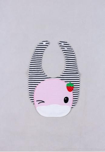 kukuduckbill pink Kuku Duckbill Baby Bib-S Ku2234-Pink 140F5KC94999DCGS_1