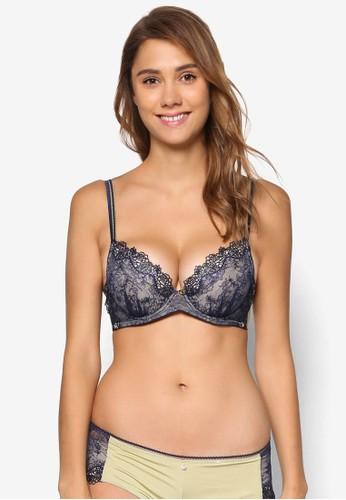 Chazalora taiwan 時尚購物網rlotte 3/4 無痕胸罩, 服飾, 服飾