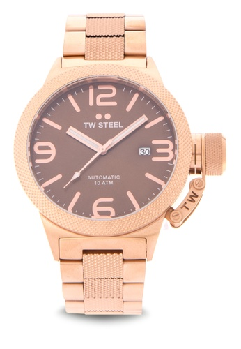 TW Steel gold CB195 Canteen Bracelet Analog Watch TW310AC0KMAIPH_1