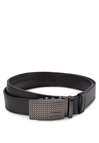Playboy black Playboy Belt PL371AC55ZSUMY_1