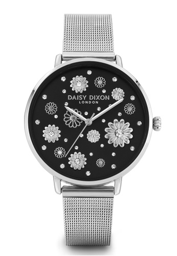 Daisy Dixon Watch silver Kendall #7 Ladies Watch E8BABAC873C341GS_1