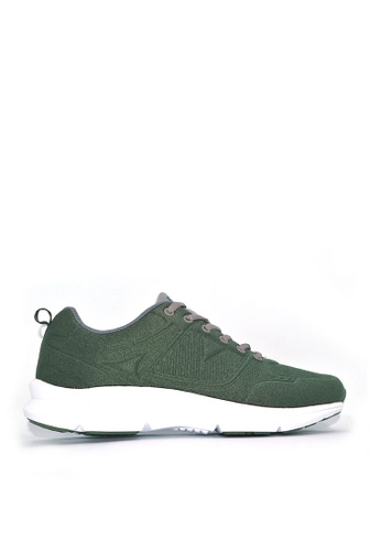 ACCEL green RN Blazer 2.0 Running Shoes D0E72SH4746CC7GS_1