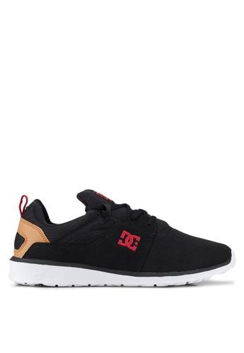 DC Shoes black Heathrow Shoes B0845SHDC9035EGS_1