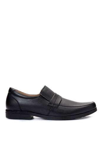 Gibi black Men's Dress Shoes GI342SH26UWJPH_1