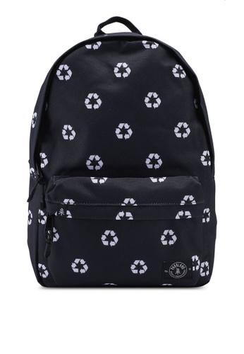 Parkland black Vintage Backpack 79F5CAC5A0CE76GS_1