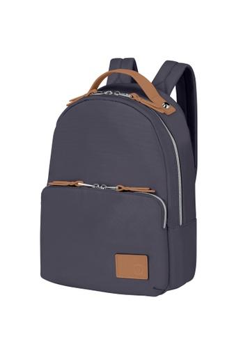 Samsonite blue Samsonite Yourban Backpack E244CAC9482D61GS_1