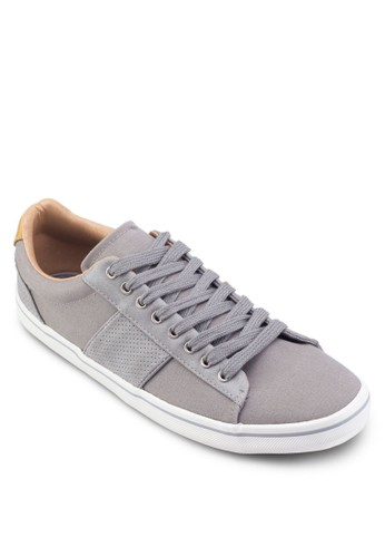 Grey Canesprit地址vas Plimsolls, 鞋, 鞋