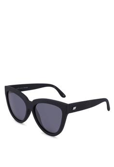 8abd54fc32b Le Specs black Liar Lair 1802485 Sunglasses 390FAGL20529A2GS 1