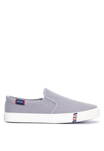 Fila grey Fv Josh Sneakers C4F5ASH31F435FGS_1