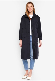78ace6f67bc 35% OFF Calvin Klein A-Long Ctn Nylon Jacket - Calvin Klein Jeans HK   2