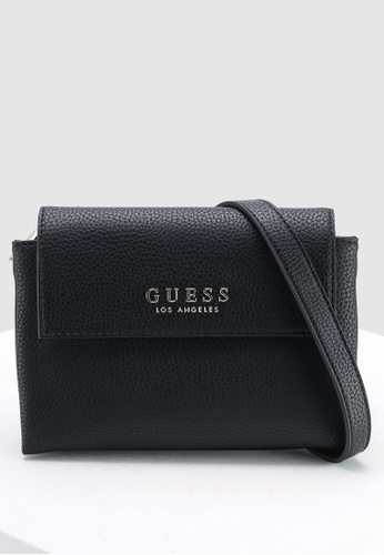 d5fcb6f22d Buy Guess Heidi Mini Flap Crossbody Bag Online on ZALORA Singapore